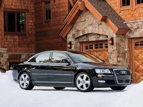 Ver foto 2 de Audi A8 4.2 Quattro D3 USA 2008