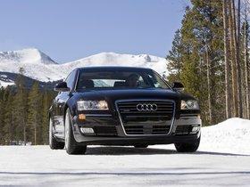 Ver foto 1 de Audi A8 4.2 Quattro D3 USA 2008