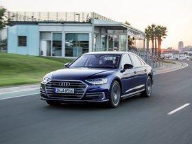 Fotos de Audi A8 55 TFSI Quattro 2017
