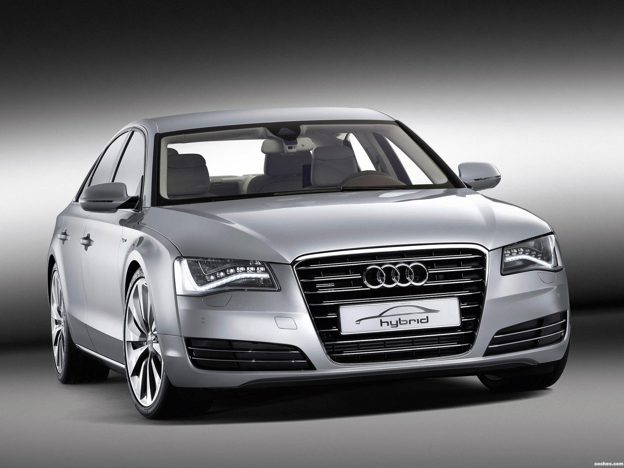 Foto 0 de Audi A8 Hybrid 2010