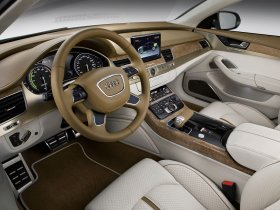 Ver foto 7 de Audi A8 Hybrid 2010