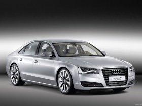 Ver foto 5 de Audi A8 Hybrid 2010