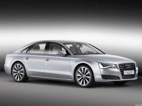 Ver foto 4 de Audi A8 Hybrid 2010