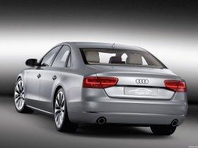 Ver foto 3 de Audi A8 Hybrid 2010