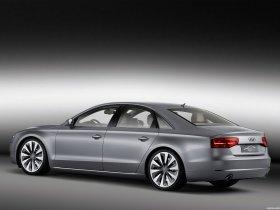 Ver foto 2 de Audi A8 Hybrid 2010