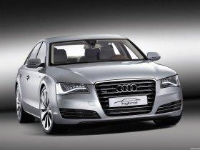 Ver foto 1 de Audi A8 Hybrid 2010
