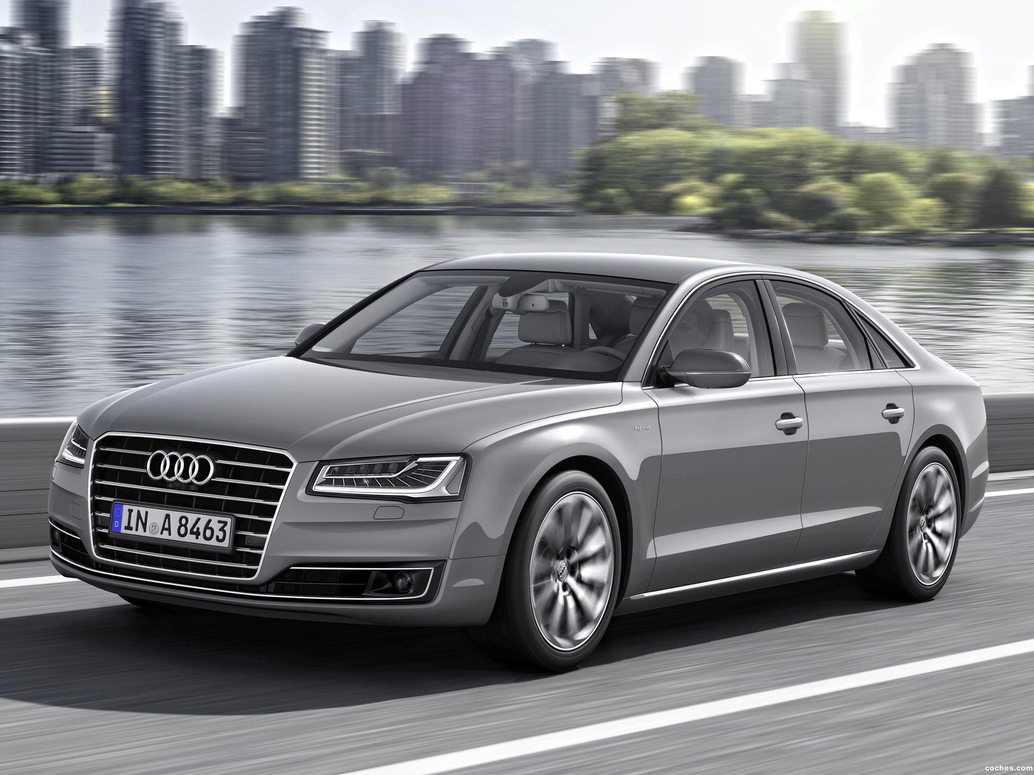 Foto 0 de Audi A8 Hybrid D4 2013