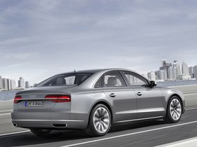 Ver foto 8 de Audi A8 Hybrid D4 2013