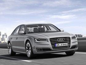 Ver foto 7 de Audi A8 Hybrid D4 2013