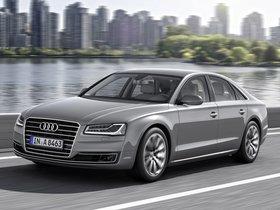 Ver foto 1 de Audi A8 Hybrid D4 2013