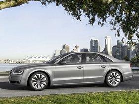 Ver foto 10 de Audi A8 Hybrid D4 2013