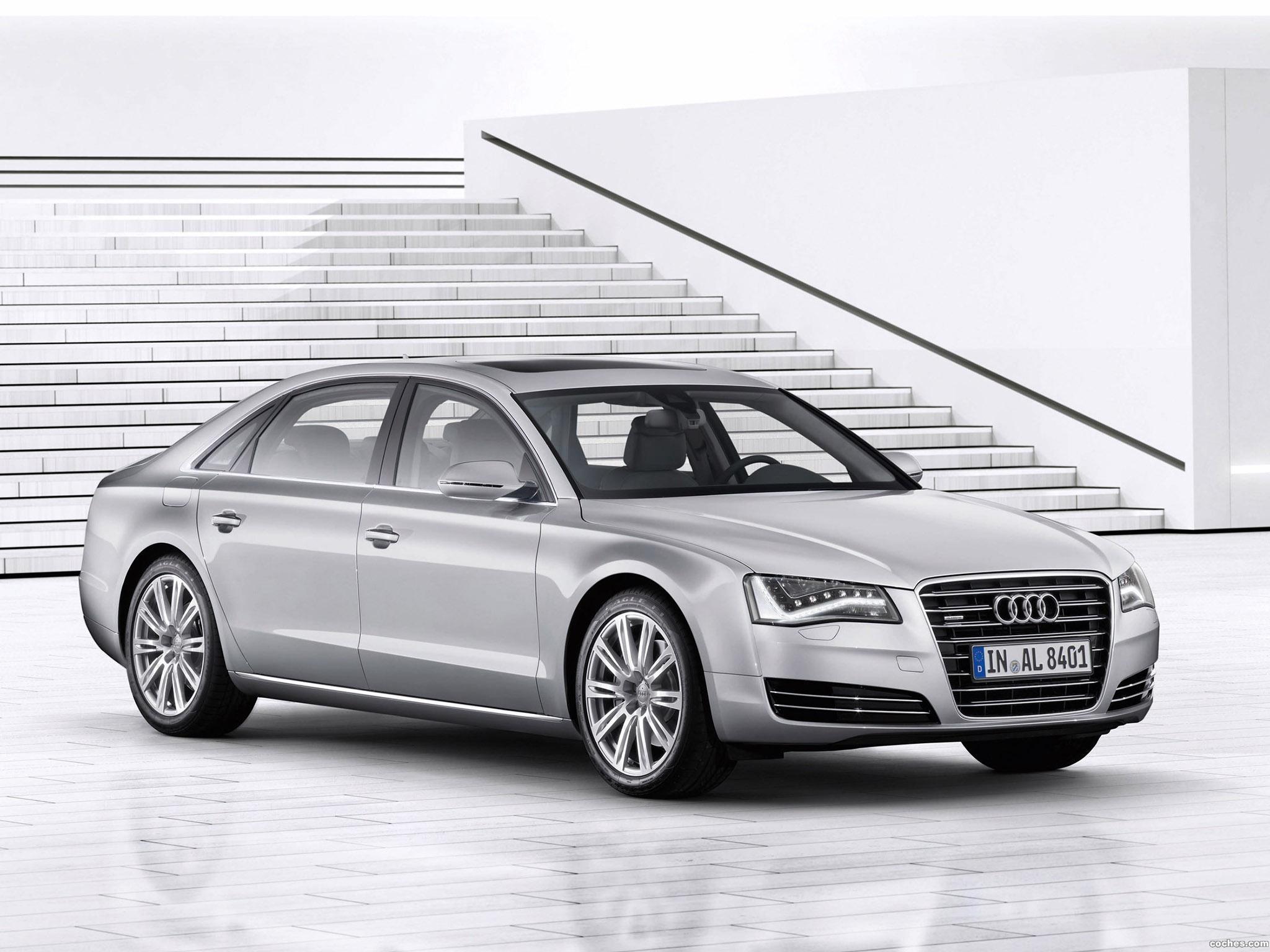 Foto 0 de Audi A8 L 2010