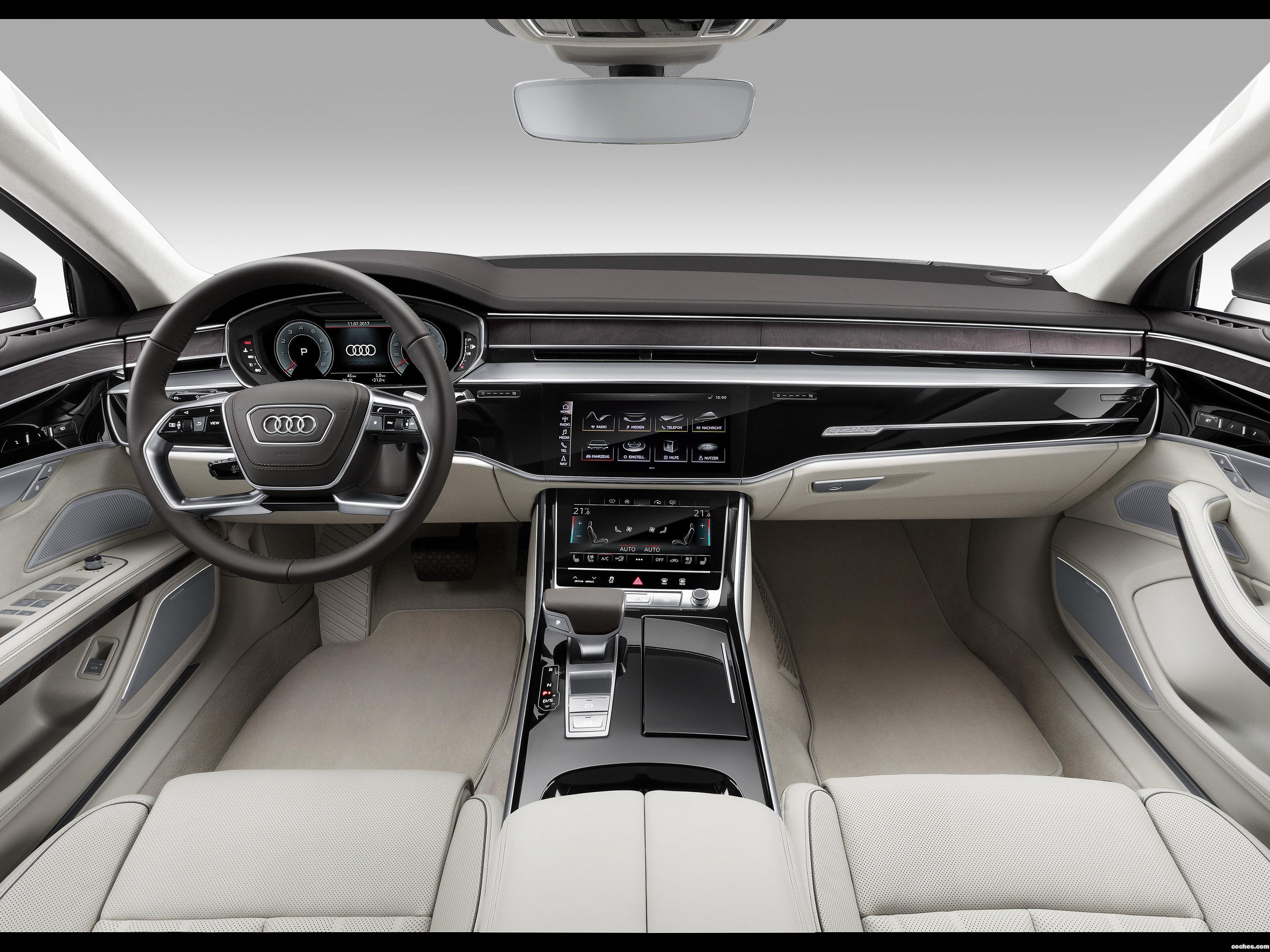 Foto 12 de Audi A8 L 3.0 TFSI Quattro D5 2017
