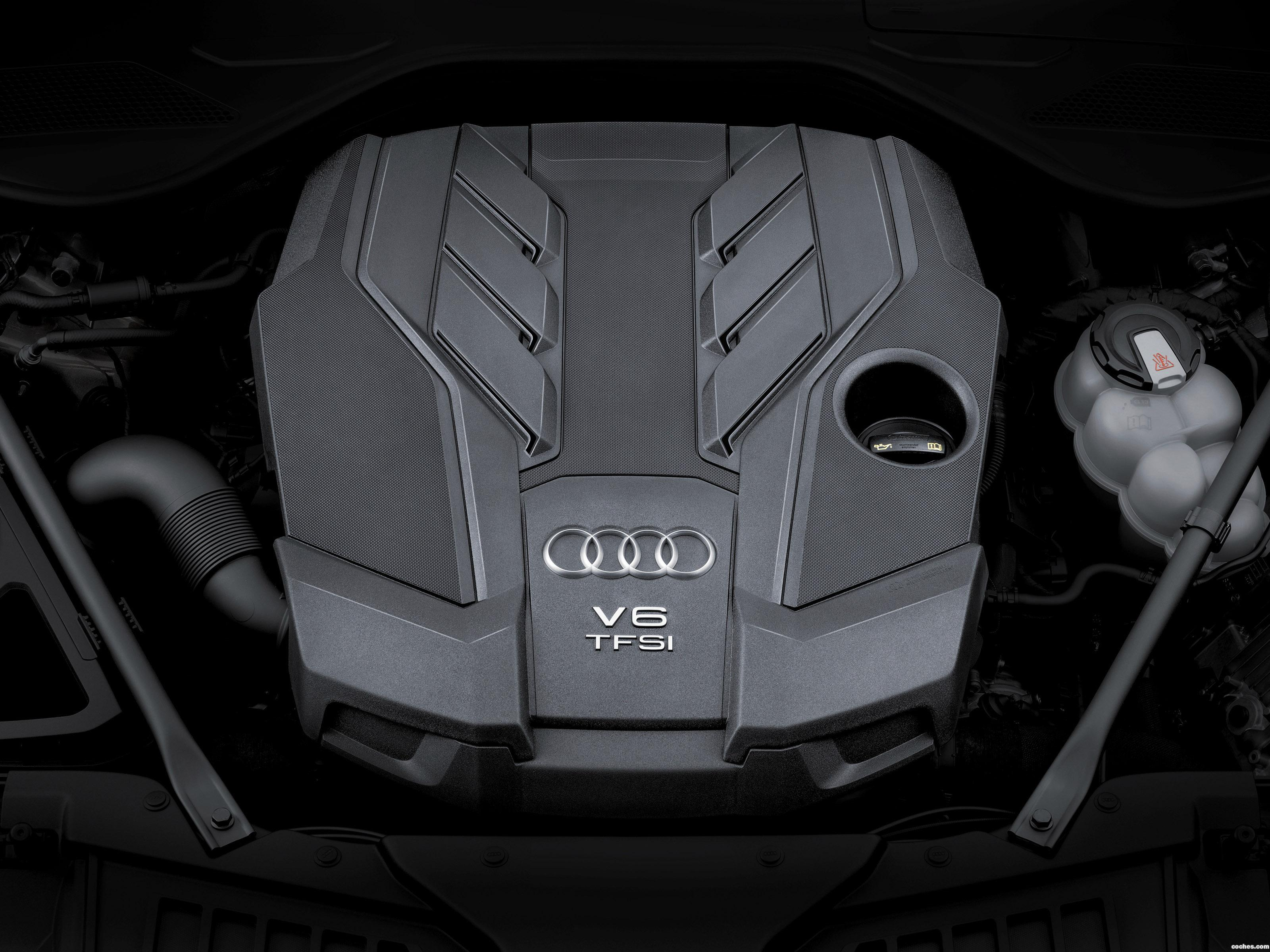 Foto 8 de Audi A8 L 3.0 TFSI Quattro D5 2017