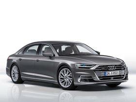 Ver foto 8 de Audi A8 L 3.0 TFSI Quattro D5 2017
