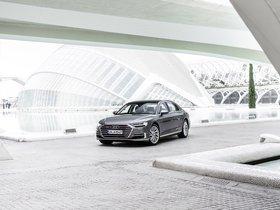 Ver foto 16 de Audi A8L 50 TDI Quattro 2017