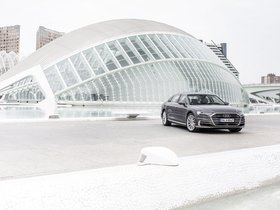 Ver foto 3 de Audi A8L 50 TDI Quattro 2017