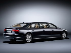 Ver foto 2 de Audi A8 L Extended D4 2016
