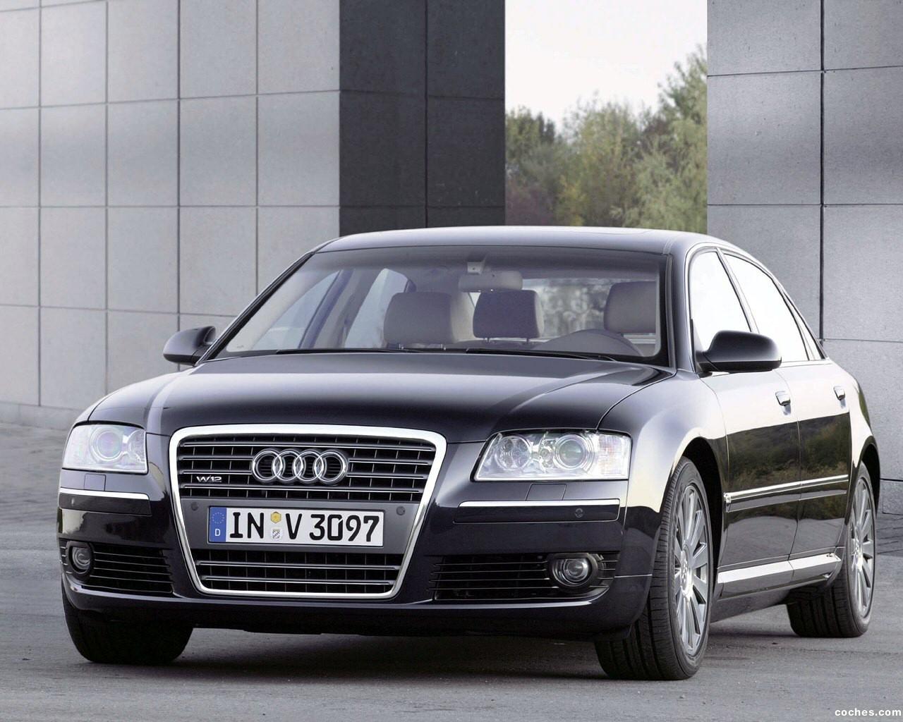 Foto 0 de Audi A8 L W12 2004