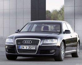 Ver foto 1 de Audi A8 L W12 2004