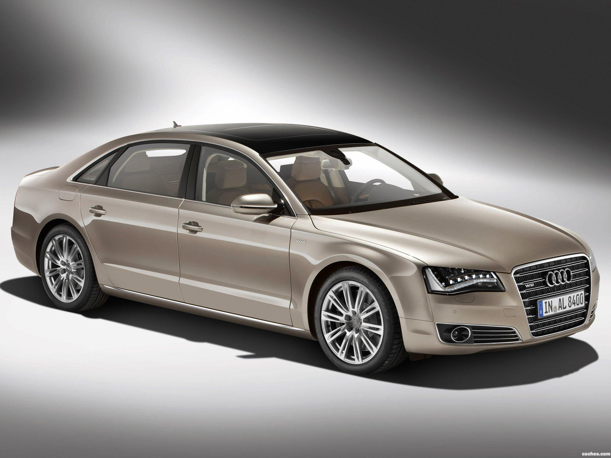 Foto 0 de Audi A8 L W12 Quattro 2010