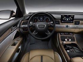 Ver foto 12 de Audi A8 L W12 Quattro 2010