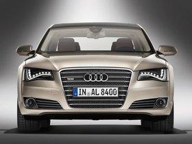 Ver foto 3 de Audi A8 L W12 Quattro 2010