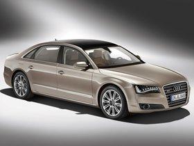 Ver foto 1 de Audi A8 L W12 Quattro 2010