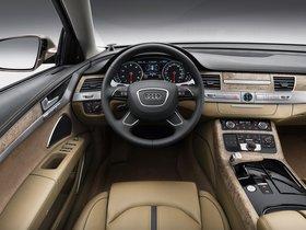 Ver foto 11 de Audi A8 L W12 Quattro 2010