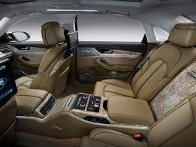 Ver foto 10 de Audi A8 L W12 Quattro 2010