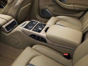 Ver foto 9 de Audi A8 L W12 Quattro 2010