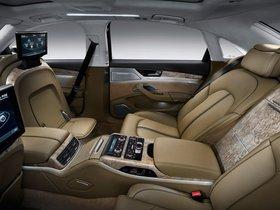 Ver foto 8 de Audi A8 L W12 Quattro 2010