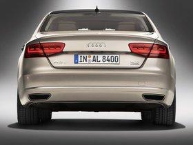 Ver foto 5 de Audi A8 L W12 Quattro 2010