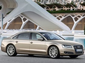 Ver foto 25 de Audi A8 L W12 Quattro 2010