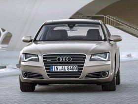 Ver foto 22 de Audi A8 L W12 Quattro 2010