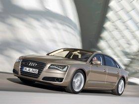 Ver foto 16 de Audi A8 L W12 Quattro 2010