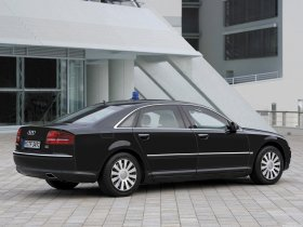 Ver foto 2 de Audi A8 L W12 Security D3 2008