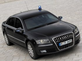 Ver foto 1 de Audi A8 L W12 Security D3 2008