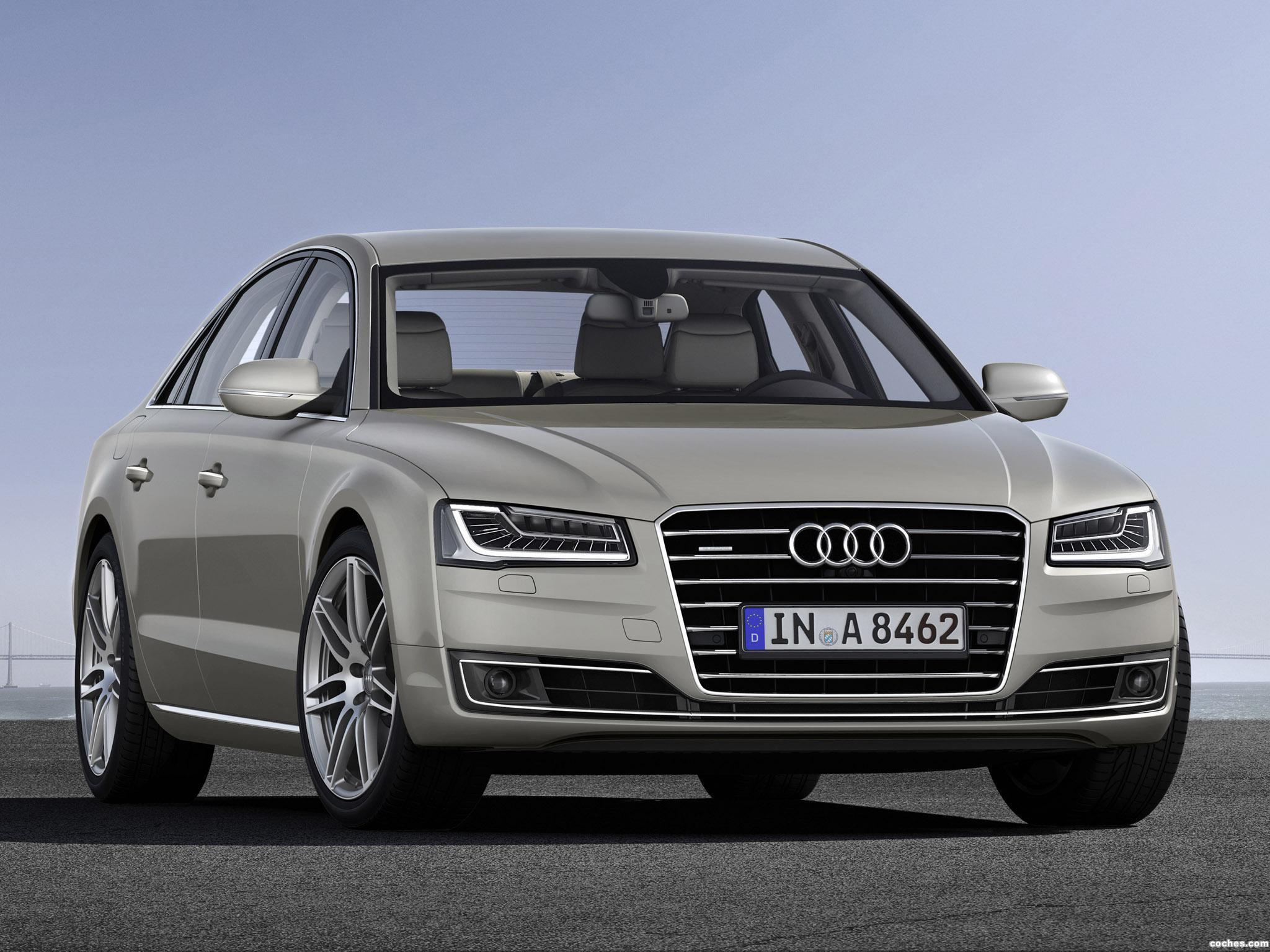 Foto 0 de Audi A8 TDI Quattro D4 2013
