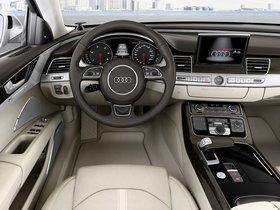 Ver foto 7 de Audi A8 TDI Quattro D4 2013