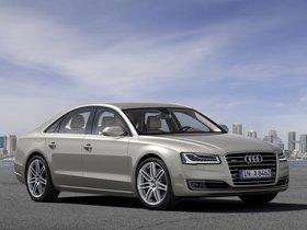 Ver foto 3 de Audi A8 TDI Quattro D4 2013