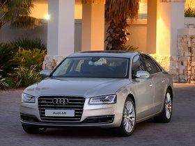 Ver foto 9 de Audi A8 TDI Quattro D4 2014