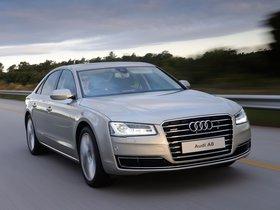 Ver foto 4 de Audi A8 TDI Quattro D4 2014