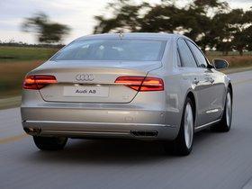 Ver foto 2 de Audi A8 TDI Quattro D4 2014