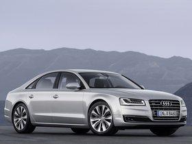 Ver foto 1 de Audi A8 TFSI Quattro D4 2013
