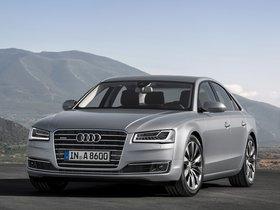 Ver foto 3 de Audi A8 TFSI Quattro D4 2013
