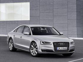 Ver foto 2 de Audi A8 TFSI Quattro D4 2013