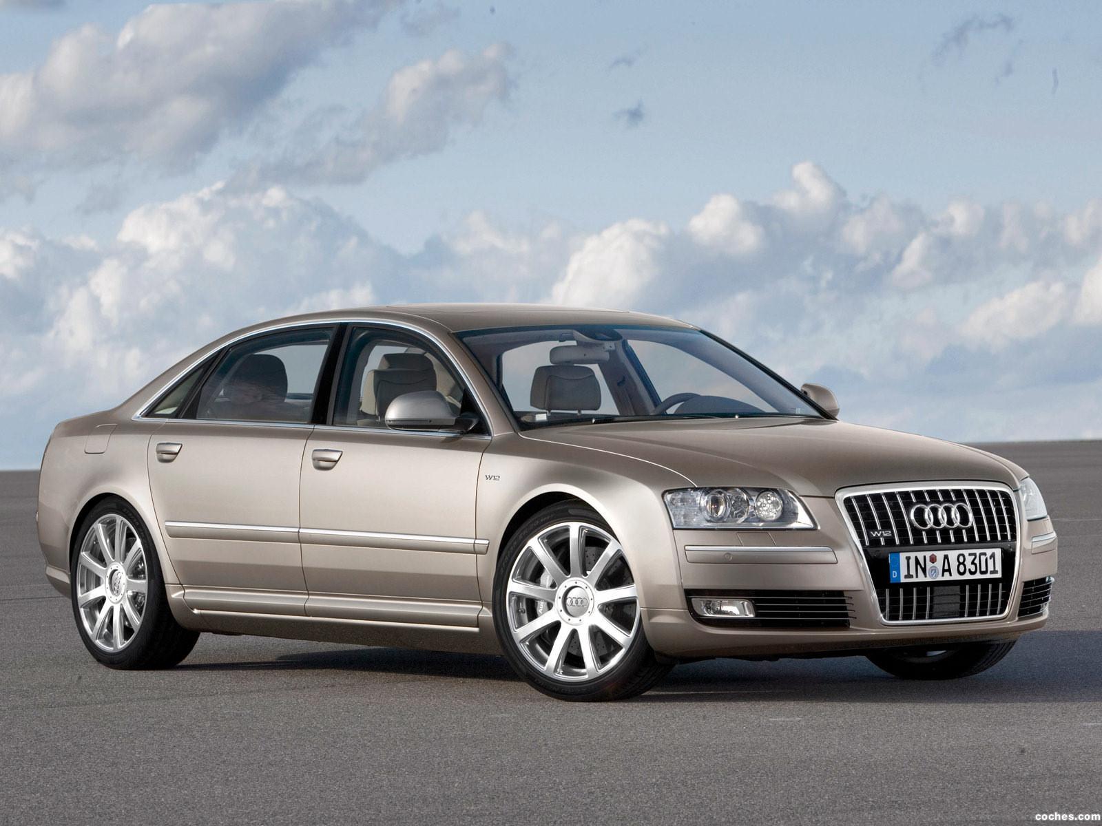 Foto 0 de Audi A8 W12 Quattro 2008
