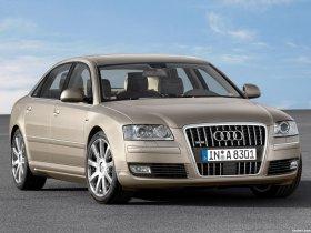 Ver foto 10 de Audi A8 W12 Quattro 2008