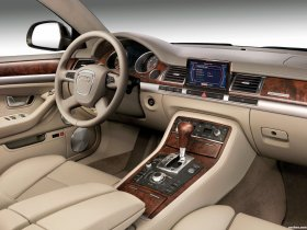 Ver foto 9 de Audi A8 W12 Quattro 2008